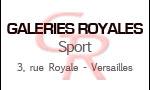 Galeries Royales Versailles